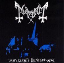 De Mysteriis Dom Sathanas [LP] by Mayhem (Metal) (Vinyl, Mar-2006, Back on Black)