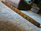 HUGE Church Architectural Salvage Shelf Victorian Candle Holder Fireplace Mantle