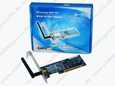 Spark LAN WL - 660r wireless WLAN adaptador PCI (v234b) (v234c) 2,4ghz 802.11g 54mb