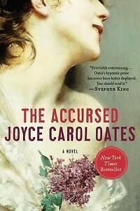 The Accursed, Excellent, Oates, Joyce Carol Book