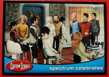 CAPTAIN SCARLET - Card #52 - Spectrum Celebrates - Cards Inc. 2001