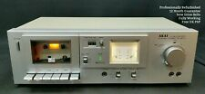 Akai CS-M01 WORKING & REFURBISHED Vintage Cassette Tape Deck HiFi Separates