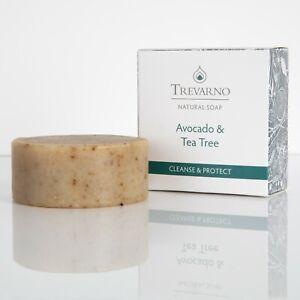 Trevarno Avocado & Tea Tree Soap 75g