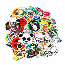 100 pc Mixed Random Car Stickers Decals Skateboard Travel Suitcase Luggage New