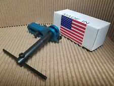 Mill stop for Kurt style vice,machining stop,vice stop great machinist gift idea