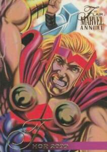Trading card Flair Marvel Annual - Thor 2099 (93)