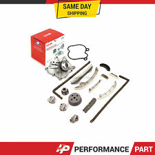 Timing Chain Kit Water Pump Fit 08-15 Subaru Outback Tribeca Legacy 3.6L EZ36D