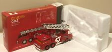 Tomica Dandy Hino Fire Ladder 1:43 Red *Rare Vintage Japanese Model*