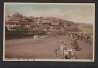 BOURNEMOUTH From West Cliff vintage colour postcard zc.23
