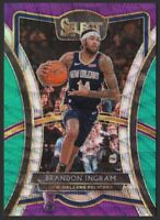 2019-20 Select Prizms TRI COLOR #114 Brandon Ingram New Orleans Pelicans