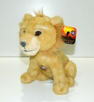 NWT Disney The Lion King Simba Cub Talking Plush Toy Stuffed Animal Friend 9 in.