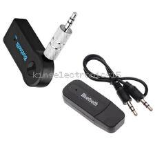Bluetooth 3.0 Wireless 3.5mm Mono Audio Music Receiver Car AUX Speaker Adapter
