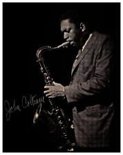 "John Coltrane - POSTER - Jazz Saxophone MASTER - 24"" print - MUST SEE"