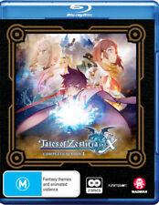Tales of Zestiria the X: Season 1  - BLU-RAY - NEW Region B