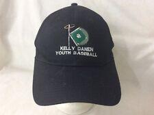trucker hat baseball cap Kelly Danen Youth Baseball retro vintage rave sports