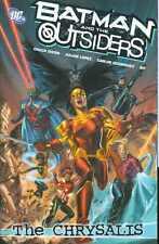 BATMAN & THE OUTSIDERS Vol. 1 Chrysalis Graphic Novel