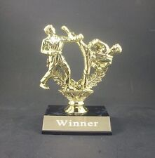 Karate , Martial Arts Trophy Award. Free Engraving.