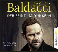 DER FEIND IM DUNKELN - BALDACCI,DAVID  6 CD NEU