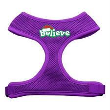 Harnais violet pour chiens petits