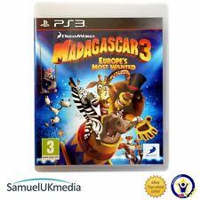 Madagascar 3 (PS3) ** Super Zustand **