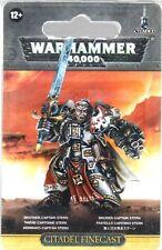 WARHAMMER 40000 - Brother-Captain Stern 57-61 BLISTER GAMES WORKSHOP