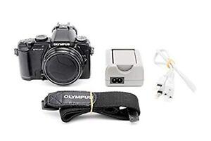 Olympus Stylus Stylus 1 12.0MP Digital Camera -- Black