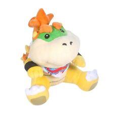 Sanei Super Mario Series 7 inch Bowser Koopa Jr. Plush Toy Plush Doll