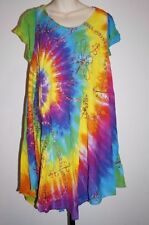 Handmade Hand-wash Only Multi-Colored Dresses for Women