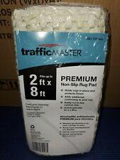 Traffic Master Premium Rug Gripper Pad 2ft x 8ft 1001721489 - GRN SHELF