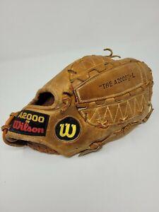 "Wilson A2000 L 11.5"" Youth Pitchers Baseball Softball Glove Right Hand Throw"