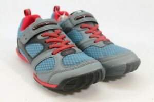 Tsukihoshi 4810 Mako Boy's Youth Graphite/Sea Sneakers 2.5M(ZAP10458)
