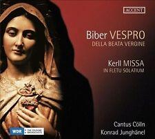 Biber: Vespro della Beata Vergine, New Music
