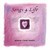 Songs 4 Life: Renew Your Heart by Various Artists (CD, Sep-1998, 2 Discs, Madacy