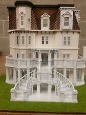 Hegeler Carus Mansion 1:48 scale Dollhouse Kit