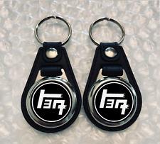 Toyota Black retro keychain set 2 pack