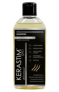 KERASTIM PRO HAIR LOSS SHAMPOO TREATMENT, REGROWTH GROWTH FOR WOMEN MEN 200 ml