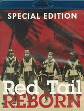 Red Tail Reborn Special Edition P-51 Mustang Blu-ray disc