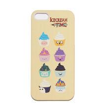 iPhone 5/5S Case Adventure Time x Icecream Design Finn Jack Lumpy + 3xFREE BONUS