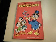 TOPOLINO NUMERO 257  DEL 30  OTTOBRE 1960, OTTIMO STATO, CON FIGURINE,BOLLINO
