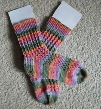 Handknitted Socks - Socks for Women and Girls - Size Medium