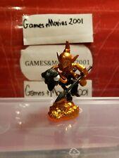 Halloween Gold Fright Rider Skylanders Giants RARE