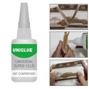 Uniglue Superkleber Starker Kleber für Harzkeramik Metallglas BEST
