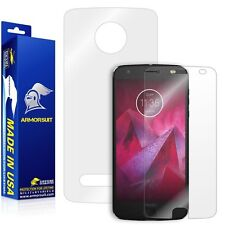 ArmorSuit MilitaryShield - Moto Z2 Force Screen Protector + Full Body Skin