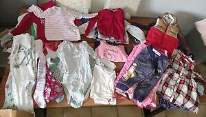 Bekleidungspaket Mädchen Größe 86/92. 39 Teil