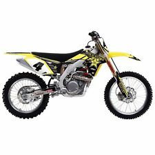 Suzuki RMZ450 2011 2012 2013 2014 2015 Rockstar Sticker Kit Stickers 19-14430