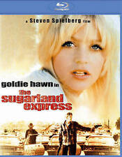 The Sugarland Express [Blu-ray] DVD, Ben Johnson, Michael Sacks, William Atherto