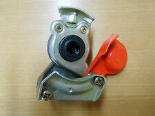 Kupplungskopf Druckluft Versorgung Automatik Rot M16