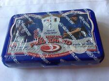 V. GUERRERO/J. CRUZ JR. 1998 Donruss Preferred Baseball UNOPENED 5 CARD TIN