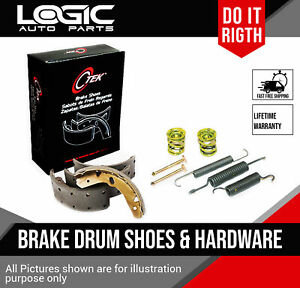 Parking Brake Shoes + Hardware For Ford Crown Victoria, Mercury Grand Marquis