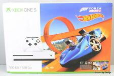 **New Open Box** Xbox One S 500GB Forza Horizon 3 and Hot Wheels Bundle